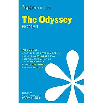 Odyssey by Homer, The (SparkNotes Literature Guide)