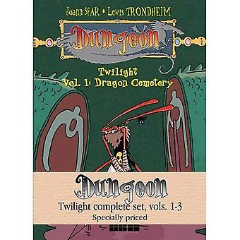 Dungeon: Twilight Set : Vols. 1-3