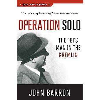 Drift Solo: FBI: s Man i Kreml (kalla kriget klassiker)