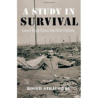Une étude de survie: Conan Doyle a résolu le problème Final