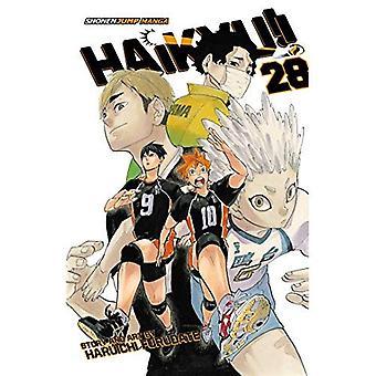Haikyu!, Vol. 28 (Haikyu!)