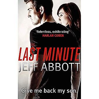 De laatste minuut