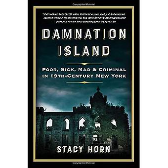Damnation eiland: Arme, zieke, gekke en criminele in 19e-eeuwse New York