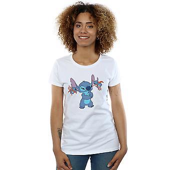 Disney kvinders Lilo og Stitch lille djævle T-Shirt