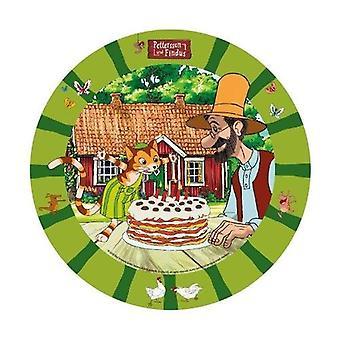 Pettson e Findus party decorazione di compleanno originale piatto 23 cm 8 pezzi per bambini