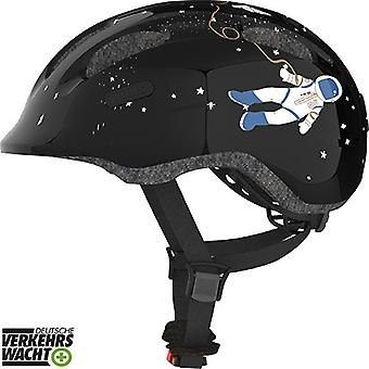 Abus Smiley 2.0 Kinder-Fahrradhelm // black space