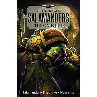 Salamanders - The Omnibus by Nick Kyme - 9781784966904 Book
