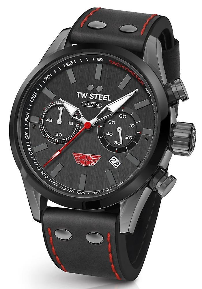 TW Steel Watch Tw983 Donkervoort 40th Anniversary Limited Edition 45 mm
