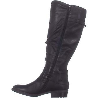 Bare Traps Womens Yanessa2 Almond Toe Knee High Fashion Boots