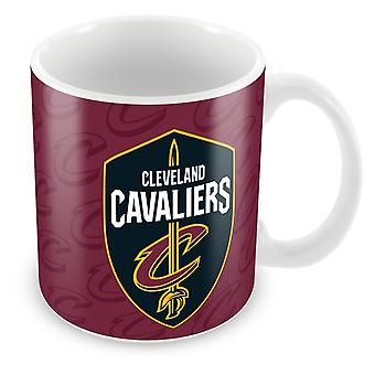 Fanatics NBA team ceramic coffee mug - Cleveland Cavaliers