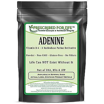 Adenine - Vitamin B-4 Powder - A Nucleobase Purine Derivative