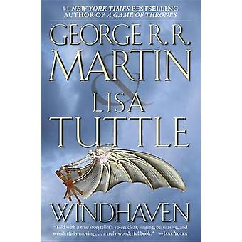 Windhaven by George R R Martin - Lisa Tuttle - 9780345535498 Book