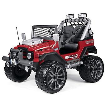 Peg Perego Gaucho Grande 12V Two Seater Ride on Jeep