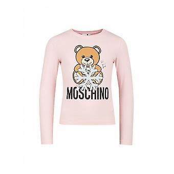 Moschino Snowflake Toy Bear T-shirt
