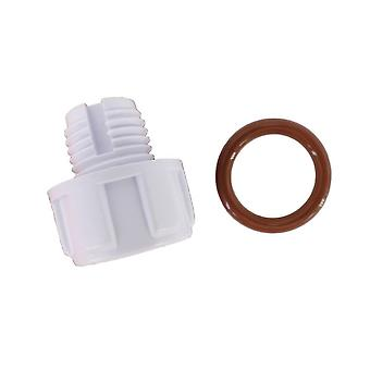 Custom CMP25376900500 Drain Plug with O-Ring for Chlorinator