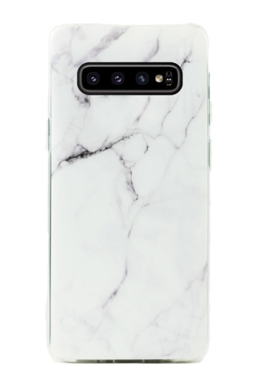 Samsung Galaxy S10+   Soft, Marblecase