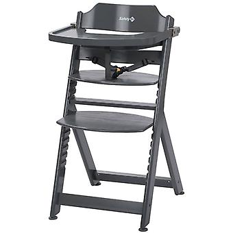 Sicurezza 1st Timba Highchair Warm Grey