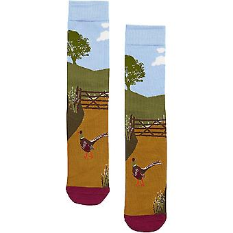 Joules Womens Brilliant Bamboo Breathable Single Pack Socks