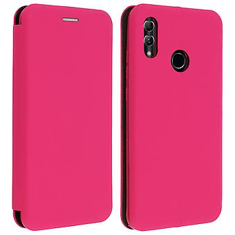 Huawei P Smart 2019 / Honor 10 Lite Case Card Holder Stand Fonction Fuchsia