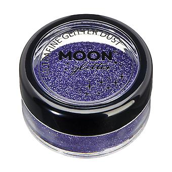 Classic Ultrafine Glitter Dust by Moon Glitter – 100% Cosmetic Glitter for Face, Body, Nails, Hair and Lips - 5g - Lavander