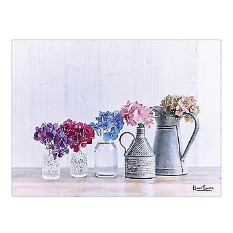 Hortensia collectie glas worktop Saver