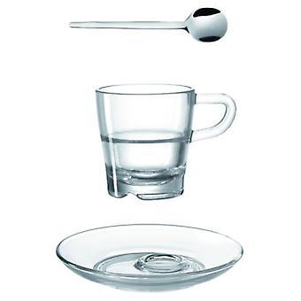 Leonardo Set of 3 Espresso Senso (Kitchen , Household , Mugs and Bowls)
