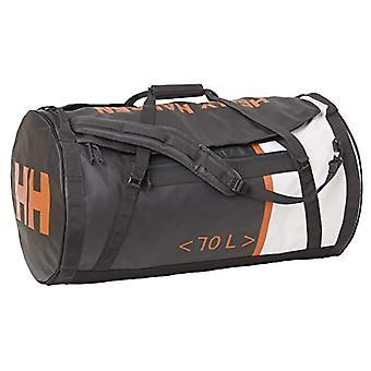 Helly Hansen 68005 - Unisex-Adulte Sac sport - Gris (Ebony) - 65x40x65 Centimètres (W x H x L)