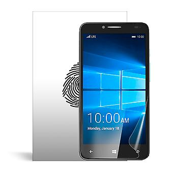Celicious Vivid Plus Mild Anti-Glare Screen Protector Film Compatible with Alcatel Onetouch Fierce XL [Pack of 2]