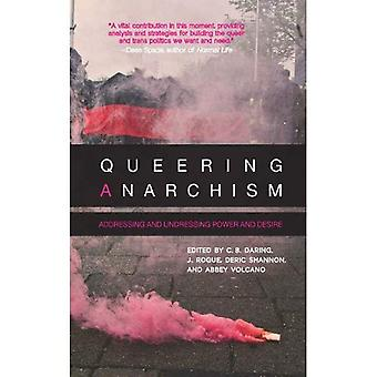 Chacota anarquismo: Endereçamento e despir-se de poder e desejo