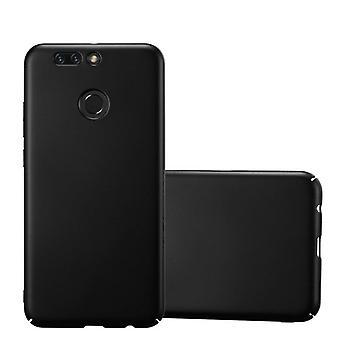 Cadorabo Case för honor 8 PRO Case Cover-hardcase plast telefon väska mot repor och stötar-skyddande fodral stötfångare Ultra Slim Back Case hårt omslag