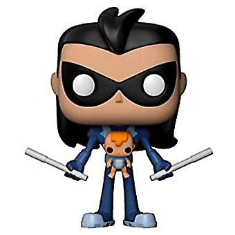 Teen Titans Go! Robin as Nightwing with Baby US Pop! Vinyl