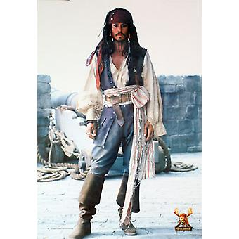 Pirates Of The Carribean: Dead Man-apos;s Chest (Full Body Shot Reprint) Réimpression Poster