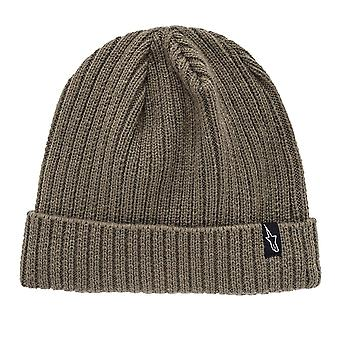 Alpinestars Receiving Beanie in Military Green