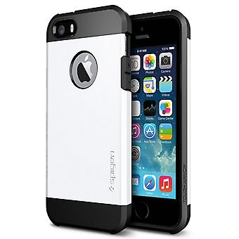 Iphone 6 / 6S 4.7 tough armor shell protection case white