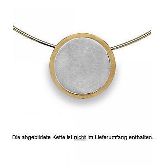 باستيان inverun - 925 قلادة فضية، مطلية جزئيا بالذهب- 22850