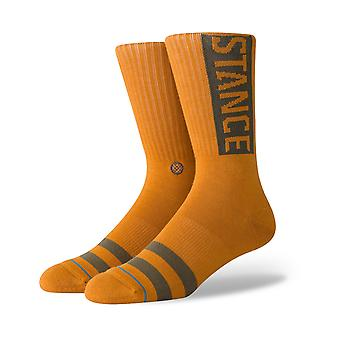 Stance OG Crew Socken in Darkkhaki