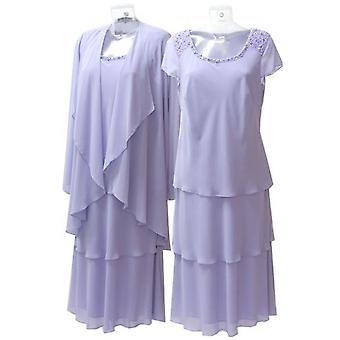 DRESS UP Dress Set DU73P Lawenda