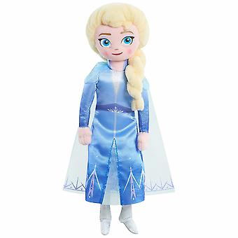 Disney, Frozen 2/Frost 2, talking Doll-Elsa