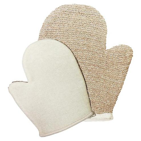 Snug Jute Mix Mitt - Brown