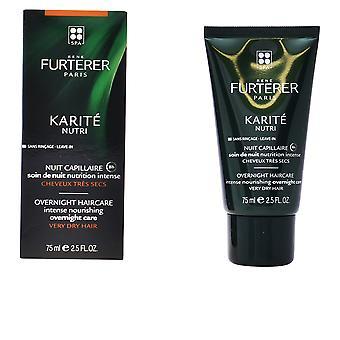 Rene Furterer Karité Nutri pernoite Haircare 75ml Unisex