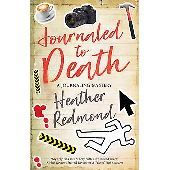 Journaled to Death by Heather Redmond