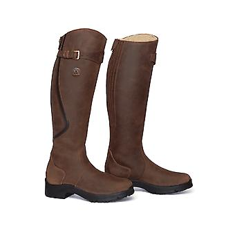 Mountain Horse Snowy River Womens Riding Boot - Brown