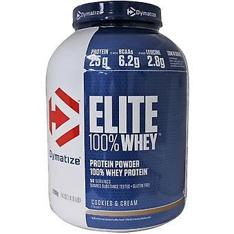 Dymatize Elite 100% Whey Protein 2100 gr
