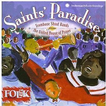 Saints Paradise-United Hous - Saints Paradise-United House O [CD] USA import