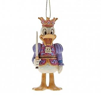 Disney Traditions Donald Nutcracker Hanging Ornament