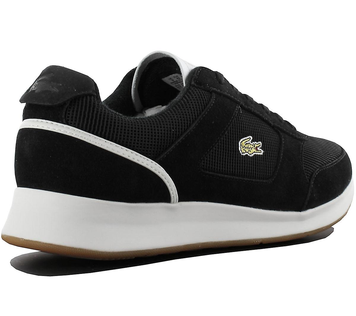 Lacoste Joggeur 7-34spm0016312 Herren Schuhe Schwarz Sneakers Sportschuhe