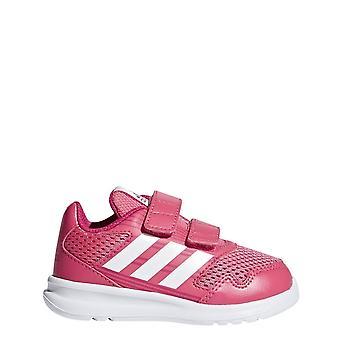 أديداس الرضع الرالون أحذية الوردي