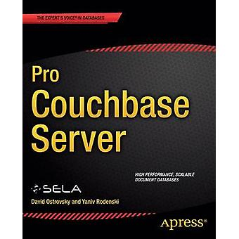 Pro Couchbase Server by Ostrovsky & David
