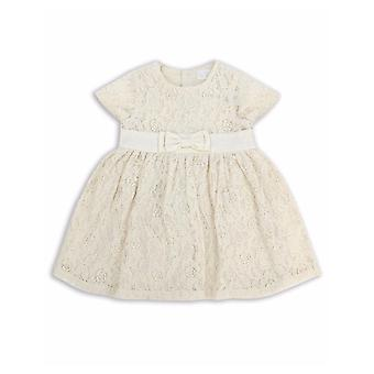 The Essential One Girls Special Occasion Capped Sleeves Lace Dress