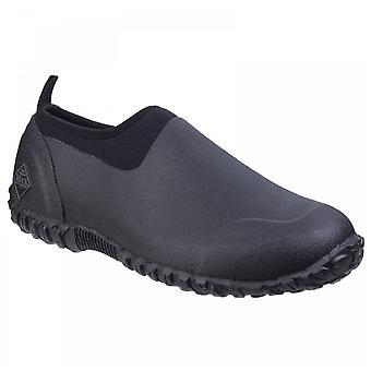 Muck Laarzen Mens Black Muckster Ii Low All Purpose Lichtgewicht Schoenen